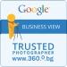 Представяне на бизнеса ви с панорами в Google